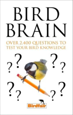 William Collins: Bird Brain: Over 2,400 Questions to Test Your Bird Knowledge