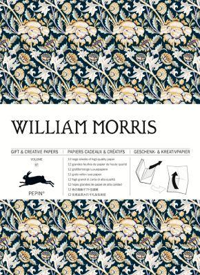 William Morris, Pepin van Roojen