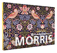 William Morris Postkartenbuch - Produktdetailbild 1