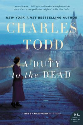 William Morrow: A Duty to the Dead, Charles Todd