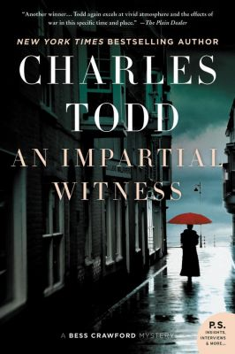 William Morrow: An Impartial Witness, Charles Todd