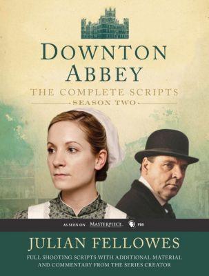 William Morrow: Downton Abbey Script Book Season 2, Julian Fellowes