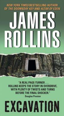 William Morrow: Excavation, James Rollins