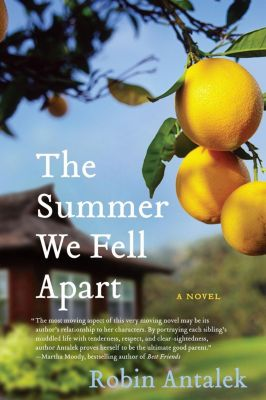 William Morrow Paperbacks: The Summer We Fell Apart, Robin Antalek