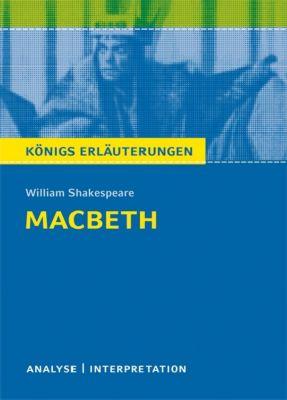 William Shakespeare 'Macbeth', William Shakespeare