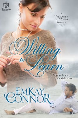Willing to Learn, EmKay Connor