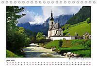 Willkommen im Bergsteigerdorf Ramsau (Tischkalender 2019 DIN A5 quer) - Produktdetailbild 6