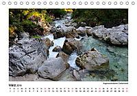 Willkommen im Bergsteigerdorf Ramsau (Tischkalender 2019 DIN A5 quer) - Produktdetailbild 3