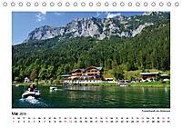 Willkommen im Bergsteigerdorf Ramsau (Tischkalender 2019 DIN A5 quer) - Produktdetailbild 5