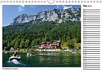 Willkommen im Bergsteigerdorf Ramsau (Wandkalender 2019 DIN A4 quer) - Produktdetailbild 5