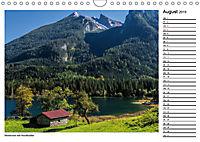 Willkommen im Bergsteigerdorf Ramsau (Wandkalender 2019 DIN A4 quer) - Produktdetailbild 8