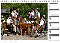 Willkommen im Bergsteigerdorf Ramsau (Wandkalender 2019 DIN A4 quer) - Produktdetailbild 9