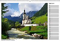 Willkommen im Bergsteigerdorf Ramsau (Wandkalender 2019 DIN A3 quer) - Produktdetailbild 6
