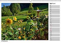 Willkommen im Bergsteigerdorf Ramsau (Wandkalender 2019 DIN A3 quer) - Produktdetailbild 4