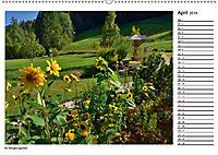 Willkommen im Bergsteigerdorf Ramsau (Wandkalender 2019 DIN A2 quer) - Produktdetailbild 4
