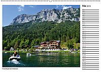 Willkommen im Bergsteigerdorf Ramsau (Wandkalender 2019 DIN A2 quer) - Produktdetailbild 5