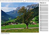 Willkommen im Bergsteigerdorf Ramsau (Wandkalender 2019 DIN A4 quer) - Produktdetailbild 2