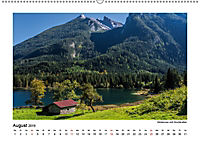 Willkommen im Bergsteigerdorf Ramsau (Wandkalender 2019 DIN A2 quer) - Produktdetailbild 8