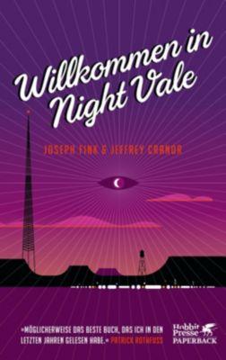 Willkommen in Night Vale, Joseph Fink, Jeffrey Cranor