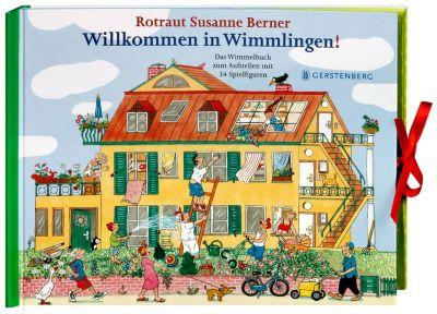 Willkommen in Wimmlingen!, Rotraut Susanne Berner
