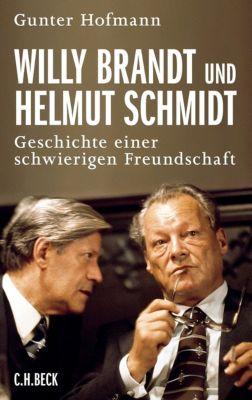 Willy Brandt und Helmut Schmidt, Gunter Hofmann