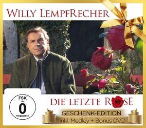 WILLY LEMPFRECHER - Die letzte Rose - Geschenk-Edi, Willy Lempfrecher