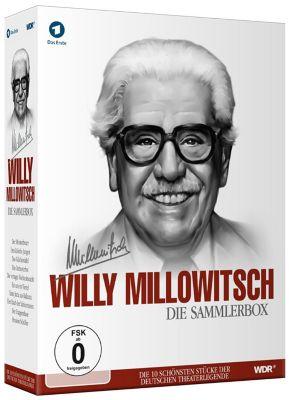 Willy Millowitsch - Die Sammelbox, Willy Millowitsch