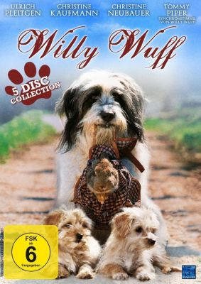 Willy Wuff Collection-5 Filme Edition, N, A
