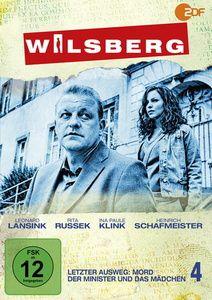 Wilsberg 4 - Letzter Ausweg Mord / Der Minister und das Mädchen, Leonard Lansink