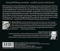 Wilsberg - Ein bisschen Mord muss sein, 4 Audio-CDs - Produktdetailbild 1