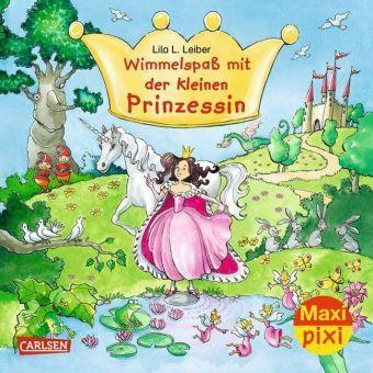 Wimmelspaß mit der kleinen Prinzessin