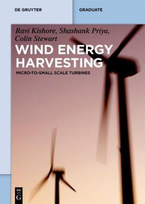 Wind Energy Harvesting, Ravi Kishore, Shashank Priya, Colin Stewart