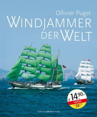Windjammer der Welt, Ollivier Puget