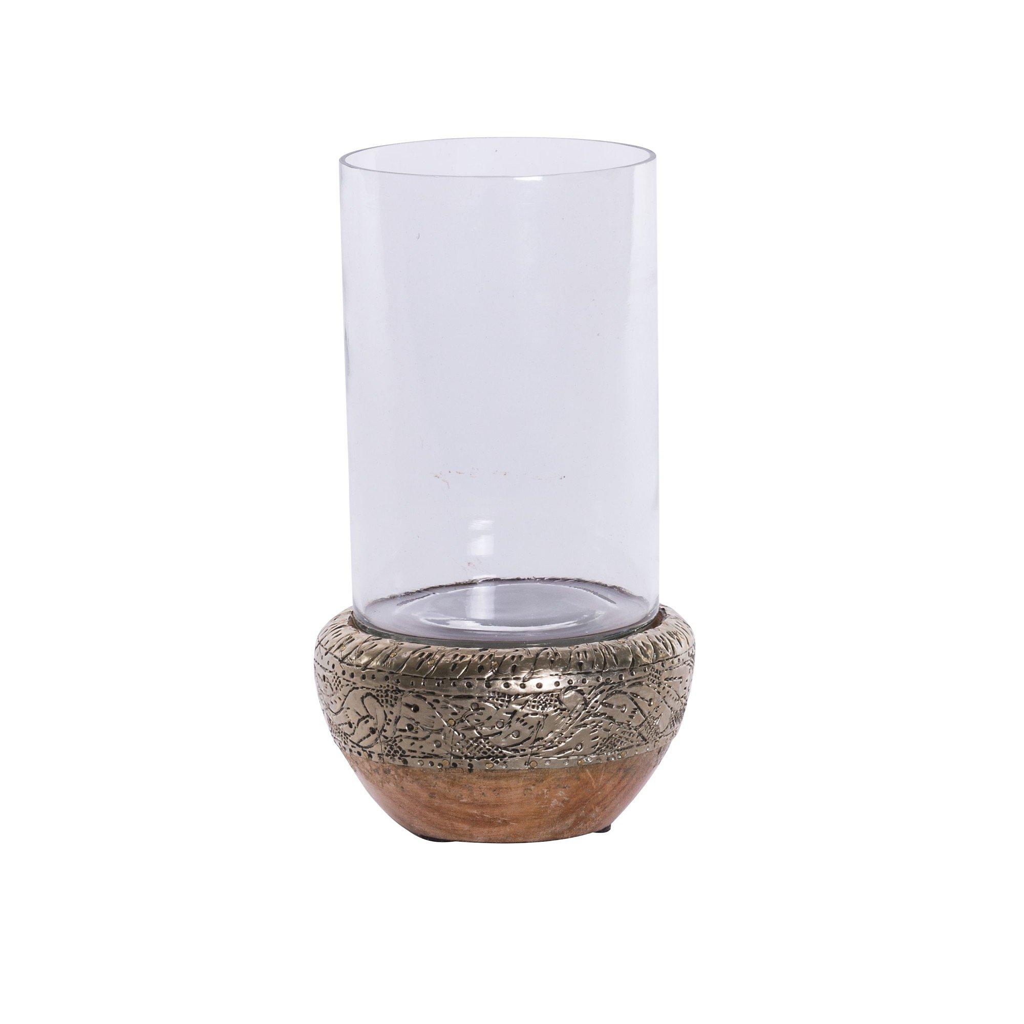 Windlicht Gro Glas Metall. Windlicht Glas Gross Windlicht