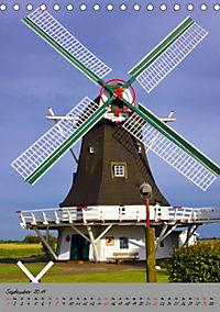 Windmühlen in Norddeutschland (Tischkalender 2019 DIN A5 hoch) - Produktdetailbild 9