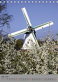 Windmühlen in Norddeutschland (Tischkalender 2019 DIN A5 hoch) - Produktdetailbild 3