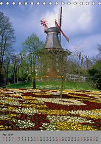 Windmühlen in Norddeutschland (Tischkalender 2019 DIN A5 hoch) - Produktdetailbild 5