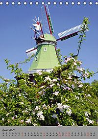 Windmühlen in Norddeutschland (Tischkalender 2019 DIN A5 hoch) - Produktdetailbild 4
