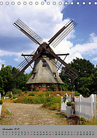 Windmühlen in Norddeutschland (Tischkalender 2019 DIN A5 hoch) - Produktdetailbild 11