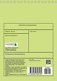Windmühlen in Norddeutschland (Tischkalender 2019 DIN A5 hoch) - Produktdetailbild 13