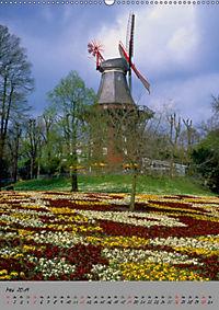 Windmühlen in Norddeutschland (Wandkalender 2019 DIN A2 hoch) - Produktdetailbild 5