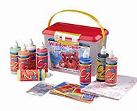 Window Color Set C2 Power Pack, 8 Farben + Extras - Produktdetailbild 1