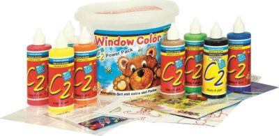 Window Color Set C2 Power Pack, 8 Farben + Extras