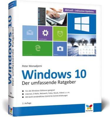 Windows 10, Peter Monadjemi