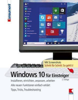 Windows 10 für Einsteiger - Steffen Haubner |