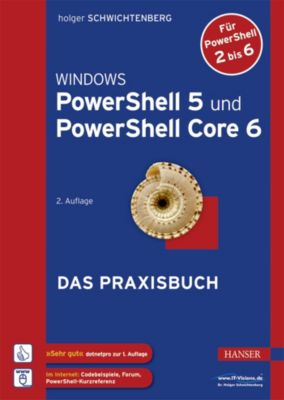 Windows PowerShell 5 und PowerShell Core 6, Holger Schwichtenberg