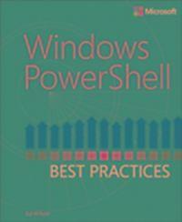 windows powershell best practices ed wilson pdf