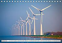 Windrad - Fluch und Segen (Tischkalender 2019 DIN A5 quer) - Produktdetailbild 1