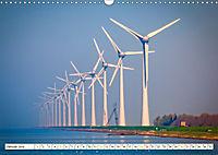 Windrad - Fluch und Segen (Wandkalender 2019 DIN A3 quer) - Produktdetailbild 1