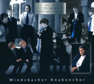 Windsbacher Jubiläumsbox-25 Jahre K.-F., Beringer, Windsbacher Knabenchor
